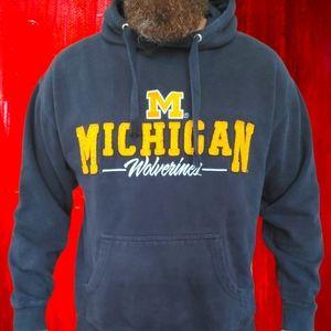 🔥VTG Michigan Wolverines Hooded Sweatshirt🔥